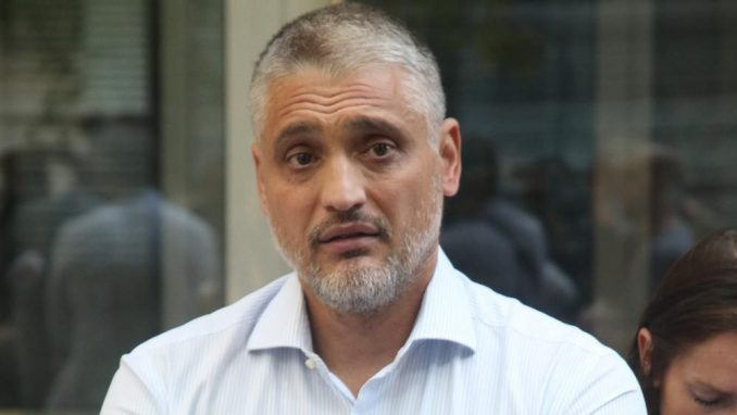 Čedomir Jovanović ima obostranu upalu pluća, negativan na virus korona 3