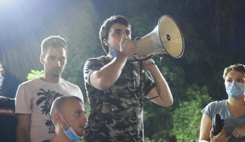 Dogovor ili večeras novi protest studenata 1