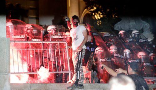Protesti (ni)su spontano utihnuli 10