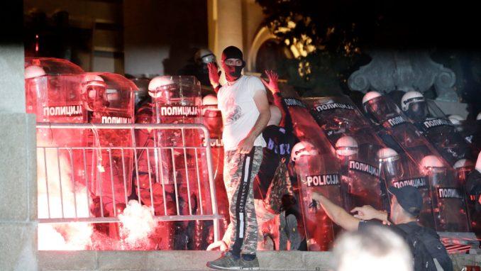 Protesti (ni)su spontano utihnuli 11