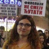 Jelena Anasonović: Treba biti uz narod koji demonstrira 3