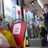 Vasiljević: Većina građana nosi maske u prevozu 13
