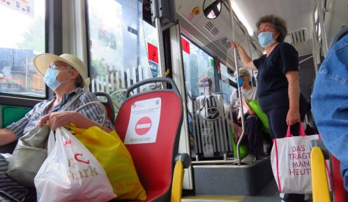 Vasiljević: Većina građana nosi maske u prevozu 2