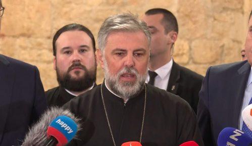 Vladika Grigorije podnosi prijavu zbog ugrožavanja sigurnosti 15