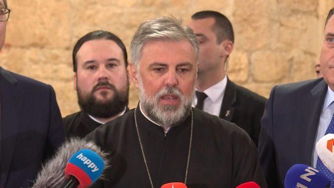 Vladika Grigorije podnosi prijavu zbog ugrožavanja sigurnosti 5