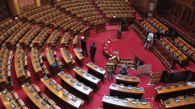 Jelica Minić: Međunarodna zajednica nije srećna zbog Skupštine Srbije 4