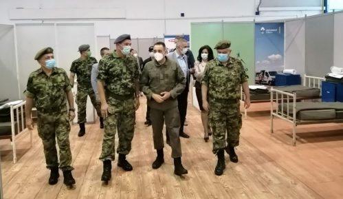 Ministarstvo odbrane: Plate vojnika samo u prošloj godini veće za 18 odsto 14