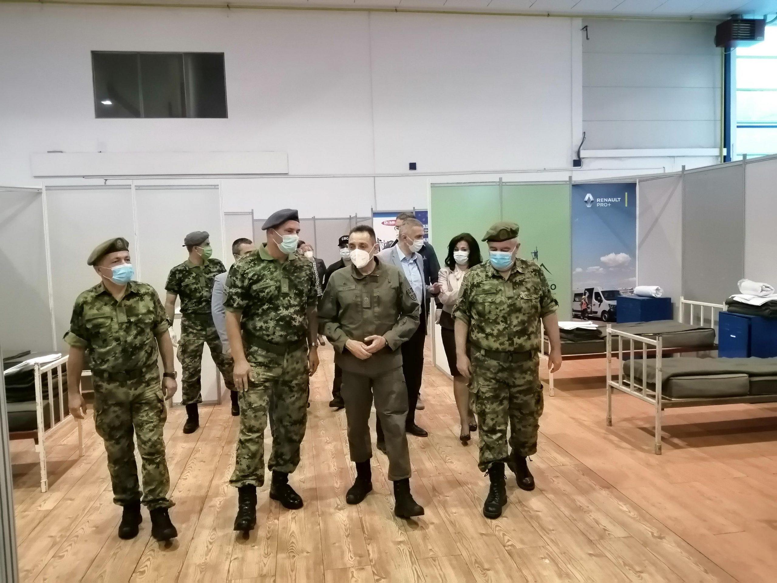 Ministarstvo odbrane: Plate vojnika samo u prošloj godini veće za 18 odsto 1