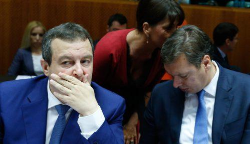 Dačić: SPS pruža punu podršku Vučiću 13