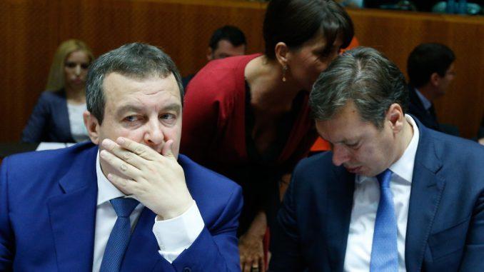 Dačić: SPS pruža punu podršku Vučiću 2