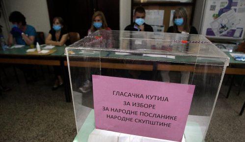 I ovo glasanje sa nesređenim biračkim spiskom 6