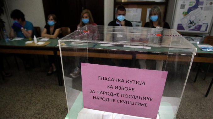 U Srbiji upisano 700.000 više birača od broja stanovnika 5