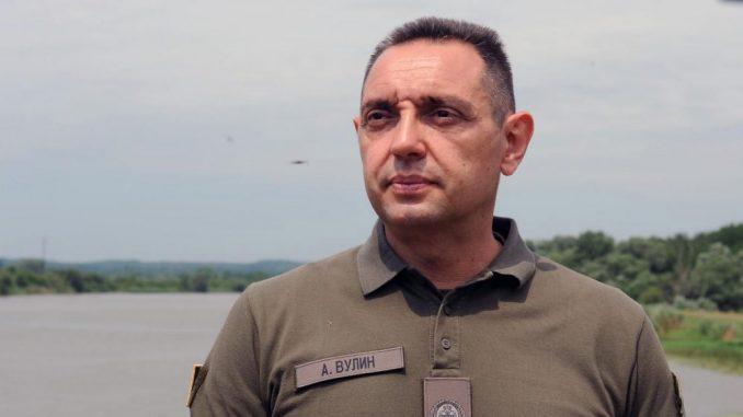 Vulin: Da Rama ima pameti, ne bi se slikao ispod zastave velike Albanije 1