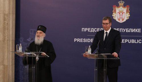 Irinej (SPC): Osam godina slušam kako Vučić sprema izdaju Kosova 7