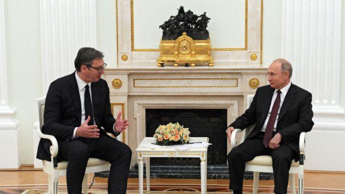 Putin preneo Vučiću podršku Rusije za Kosovo 5