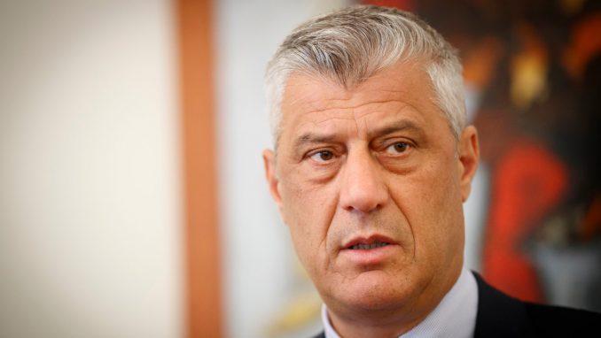 Srpske i albanske žrtve OVK traže da učestvuju na suđenju Tačiju 4