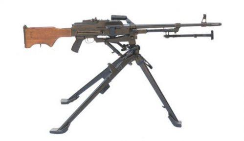 Država prodaje proizvodnju mitraljeza M84 Emiratima? 10