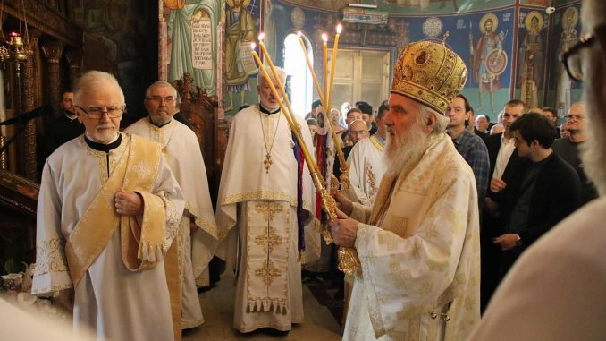 SPC štiti sveštenika osuđenog za proneveru u Ljubljani 4