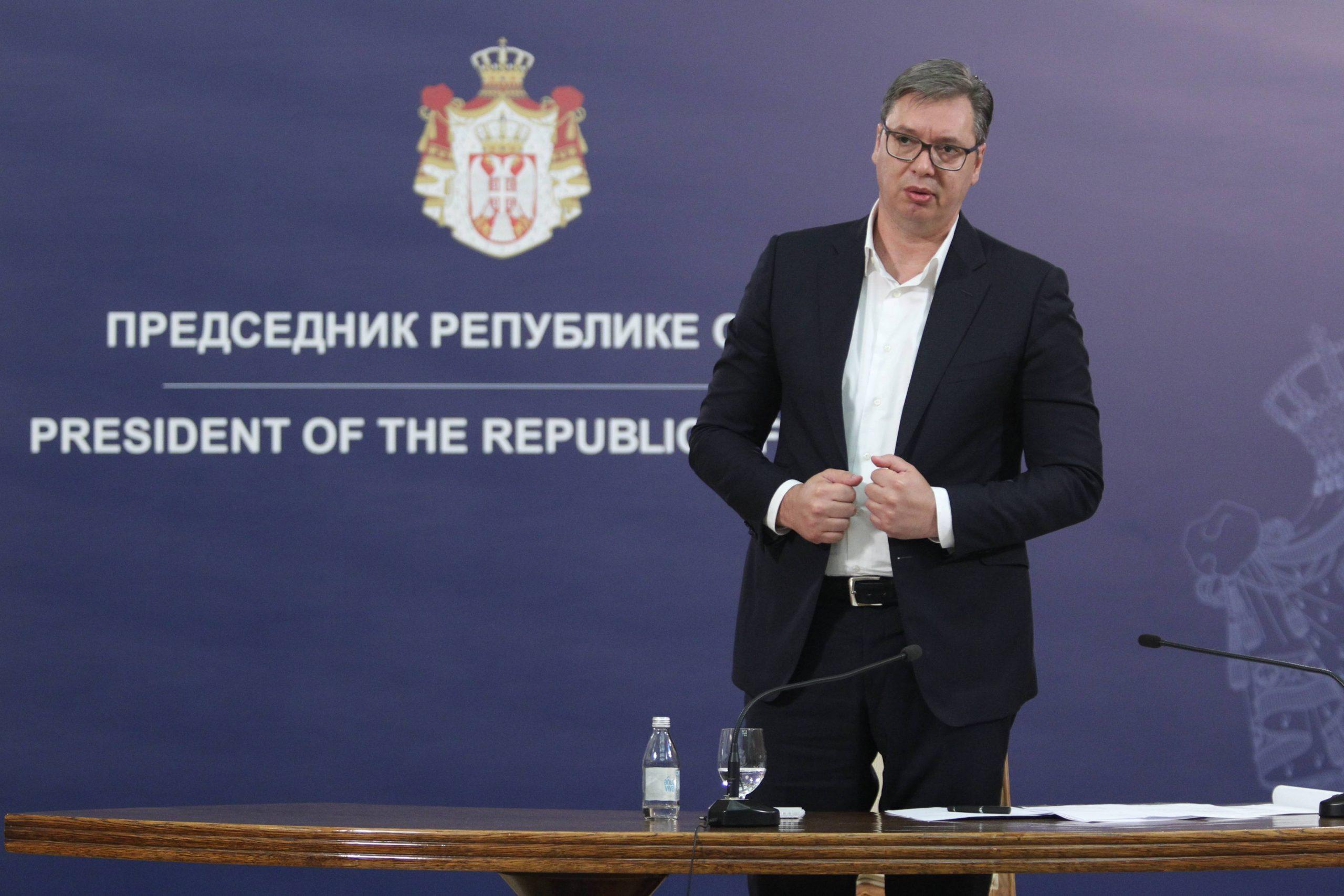 Haradinaj Stubla: Vučić krši sporazum iz Vašingtona 1