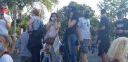 Policija rasterala demonstrante suzavcima i oklopnim vozilima iz centra Beograda (VIDEO, FOTO) 5