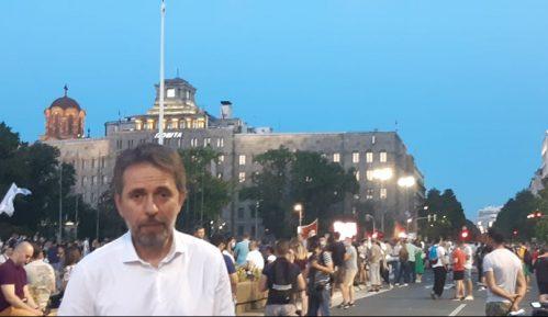 Saša Radulović: Zahtev protesta da bude poništavanje falsifikovanih izbora 14