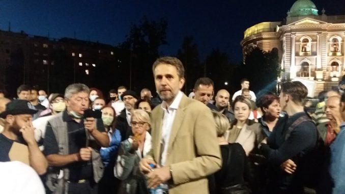 Radulović: Demonstranti se ne smeju deliti 1