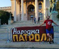 Četvrto veče protesta ponovo obeležili incidenti (FOTO, VIDEO) 29