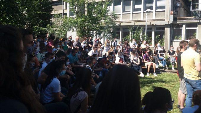 Odloženi ispiti na FPN-u zbog nezadovoljstva studenata 3