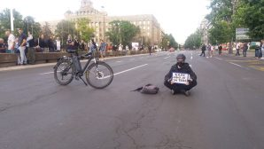 Šesti protest u Beogradu bez incidenata, uz učešće oko 1.000 ljudi (FOTO/VIDEO) 24
