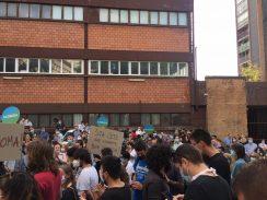 Protest ispred CZ-a održan drugi dan zaredom (FOTO, VIDEO) 5