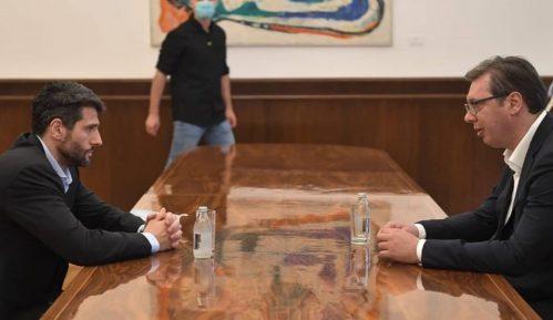Šapić posle sastanka sa Vučićem: Privatan razgovor dva odrasla čoveka 1