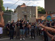 Protest ispred CZ-a održan drugi dan zaredom (FOTO, VIDEO) 4