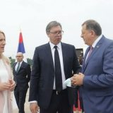 Dodik: Srbija i RS postoje kao dve srpske države, sviđalo se to nekome ili ne 13
