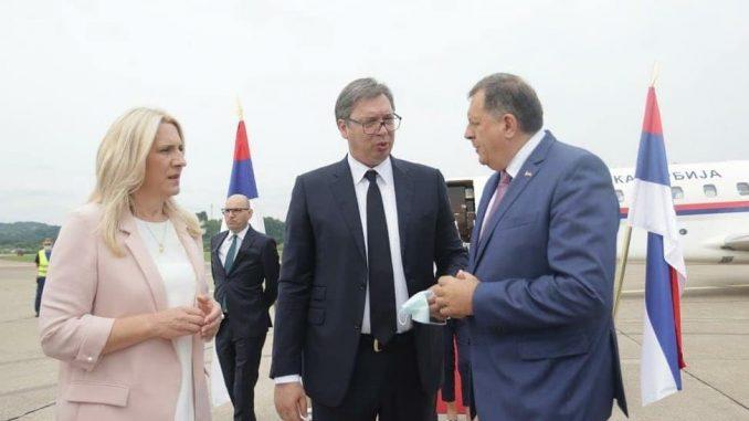 Dodik: Srbija i RS postoje kao dve srpske države, sviđalo se to nekome ili ne 3