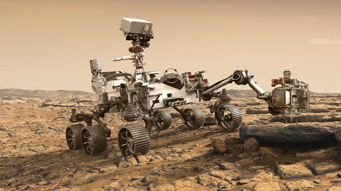"""Rover i Mars: NASA lansirala letelicu na """"Crvenu planetu"""" - da li će naći tragove života 4"""