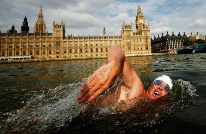 Okean, sport i životna sredina: Zašto britanski sportista pliva u polarnim oblastima 5