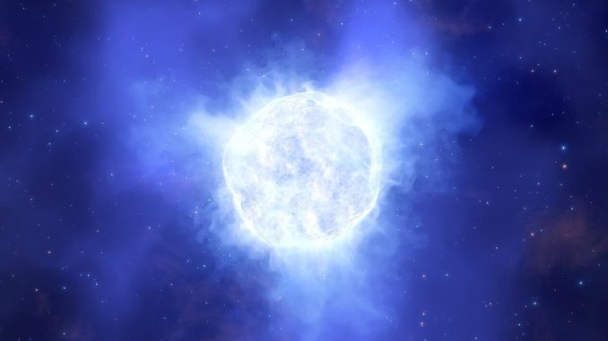 Svemir, misterije i nauka: Nestanak džinovske zvezde 1