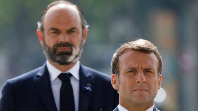Francuski premijer Eduar Filip podneo ostavku - Makron pravi novi tim 2