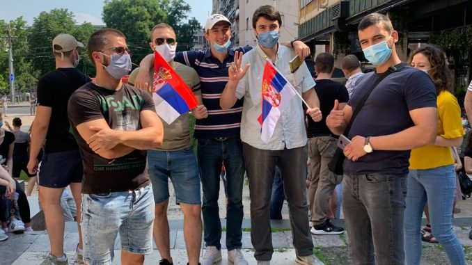 Korona virus, studenti i protesti: Šta traže i da li će im to biti ispunjeno 3