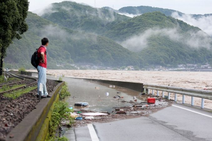 Japan i poplave: Više nastradalih u domu za stare, angažovana i vojska 2