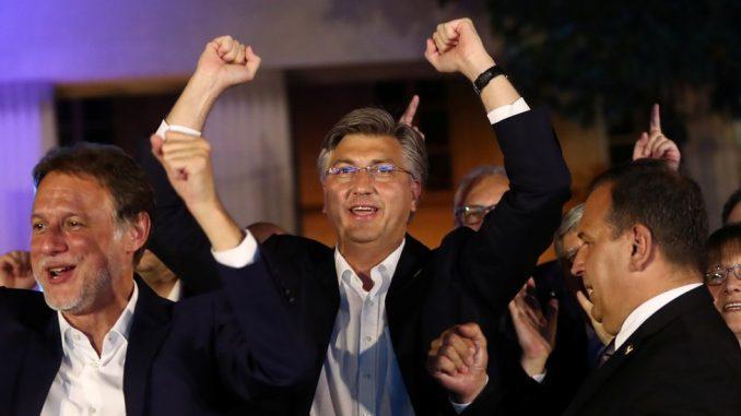 Parlamentarni izbori u Hrvatskoj: Kako je HDZ iznenadio i ubedljivo pobedio 4
