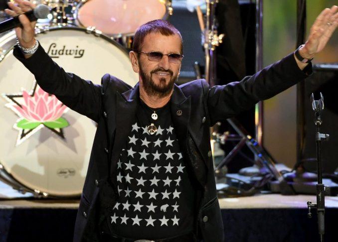 """Ringo Star napunio 80 godina, pravi onlajn svirku: """"I dalje širimo mir i ljubav"""" 4"""
