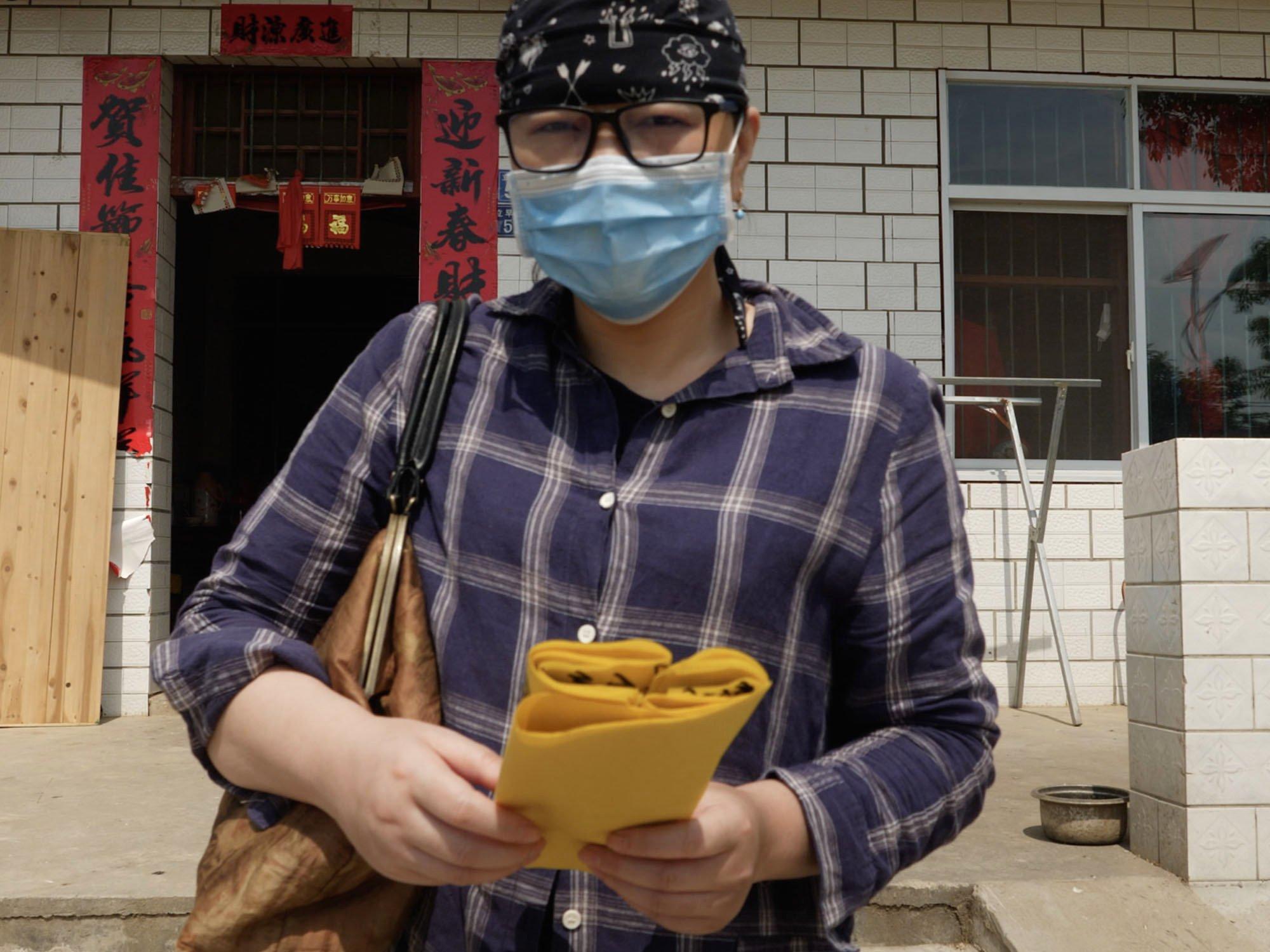 Gospođa Vang oseća krivicu zbog smrti brata