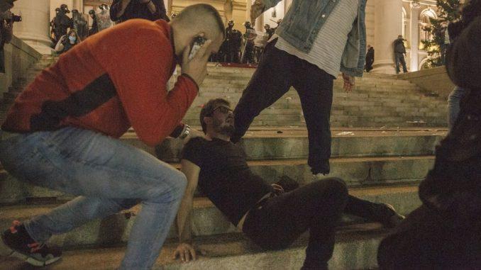 Srbija, protesti i policija: Kratak pregled prekomerne upotrebe sile 3