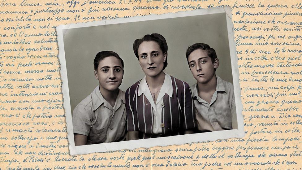 Ana, Dario i Vitorio