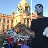 Protesti u Srbiji: Okupljanja nastavljena i peti dan uz manji broj ljudi 12