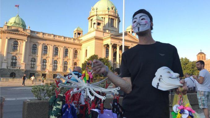 Protesti u Srbiji: Okupljanja nastavljena i peti dan uz manji broj ljudi 2