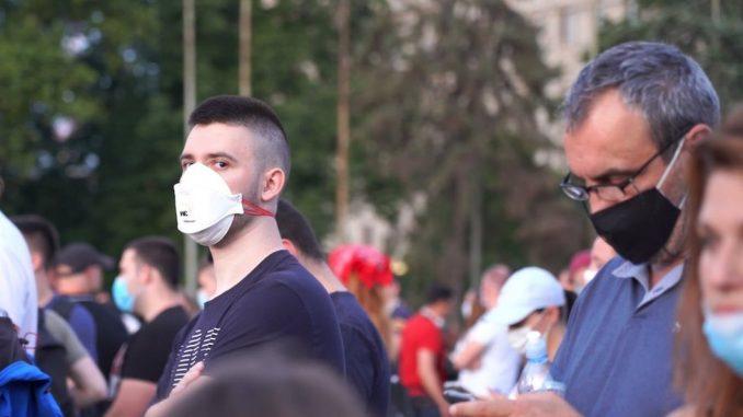 Korona virus: U Srbiji još 11 preminulih, u SAD rekordan broj novozaraženih - Tramp prvi put sa maskom u javnosti 1