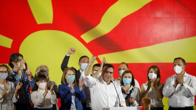 Izbori u Severnoj Makedoniji: Glasanje u kome su pobedili svi, i nije pobedio niko 1