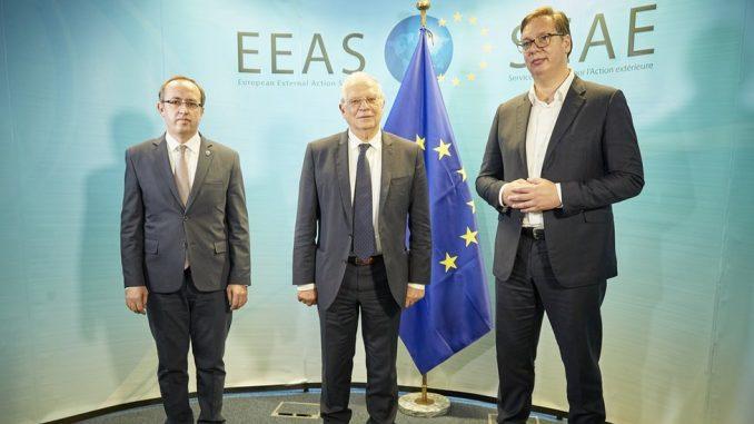 Briselski pregovori Srbije i Kosova: Šta smo saznali na dugo očekivanom prvom susretu 5